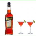 Aperol (11%), gespritzt