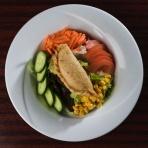 Himalaya-Salat mit Shabale