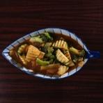 Massaman Curry (leicht scharf)